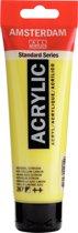 Amsterdam Standard acrylverf tube 120ml - Azo geel citroen - halfdekkend