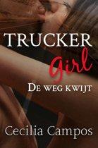 Omslag van 'Trucker Girl 1 - De weg kwijt'