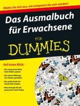 Ausmalbuch fur Erwachsene fur Dummies