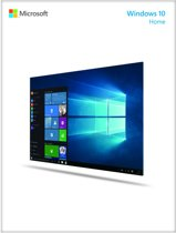 Windows 10 Home - Engels - OEM-versie