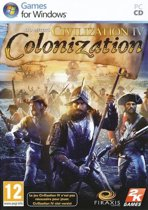 Civilization 4 Colonization - Windows