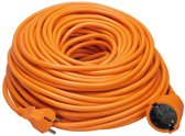 HQ Products - Verlengkabel - Oranje - 40 meter