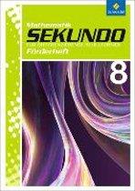 Sekundo 8. Förderheft. Mathematik für differenzierende Schulformen  Ausgabe 2009