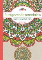 Kleurboek Rustgevende mandala's