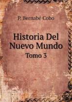 Historia del Nuevo Mundo Tomo 3