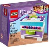 LEGO Friends Mini Juwelenkistje - 40266