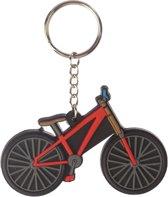 Sleutelhanger mountainbike – Get a grip – Siliconen – Fiets