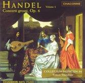 Handel: Concerti grossi Op 6 Vol 2 / Standage, et al
