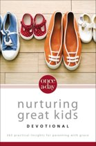 NIV, Once-A-Day Nurturing Great Kids Devotional, Paperback