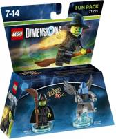 LEGO Dimensions - Fun Pack - Wizard of Oz: Wicked Witch of the West (Multiplatform)