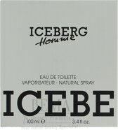 Iceberg Homme Edt Spray 100 ml