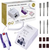 MEANAIL® Plastimea - Manicure- en Pedicure set