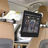 Tablethouder Auto voor tussen de Hoofdsteun Tablet Autohouder - Universeel voor iPad / Galaxy Tablet van 7 tot 11 inch