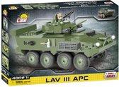 Cobi Small Army Bouwset Lav Iii Apc 481-delig 2609