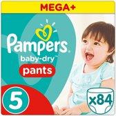 Pampers Baby-Dry Pants - Maat 5 - 11-18 kg - 84 Stuks