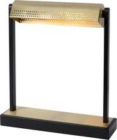 Lucide LAUT - Bureaulamp - E27 - Zwart