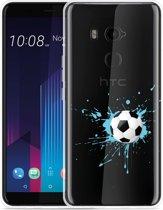 HTC U11 Plus Hoesje Soccer Ball