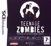 Teenage Zombies: Invasion of the Alien Brain Thingys!