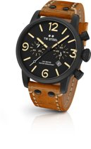 TW Steel Maverick MS34 Heren Horloge Zwart 48mm Chrono
