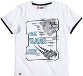 LEGO-Star-Wars-T-shirt-met-korte-mouw-wit-maat-116