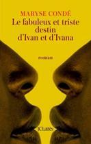 Boekomslag van 'Le fabuleux et triste destin d'Ivan et d'Ivana'