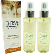 Therme Skincare Hammam Massage Oil Multipack 2x125ml
