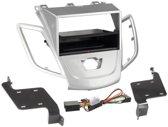 2-DIN paneel Inbay® Ford Fiesta 2008 > silver