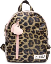 Zebra Trends Kinder Rugzak S Leopard