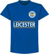 Leicester City Team T-Shirt - S