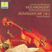Beethoven: Violin Concerto, Romances / Schneiderhan, Jochum