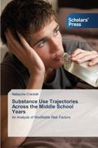Substance Use Trajectories Across the Middle School Years
