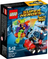 LEGO Super Heroes Mighty Micros Batman vs. Killer Moth - 76069