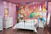 Fotobehang Disney, Prinsessen | Roze | 312x219cm