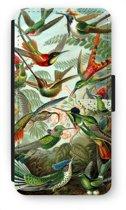 Samsung Galaxy J5 (2016) Flip Hoesje - Haeckel Trochilidae