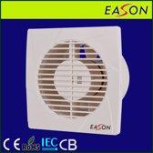 Eason Ultra Thin Ventilator met Vochtsensor en Timer - 150 m³ x ø 120 mm – Wit