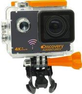 Discovery Adventures 8785104 actiesportcamera 4K Ultra HD 16 MP Wi-Fi 60 g