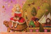Davici Puzzel Op Naar De Verjaardag Legpuzzel Volwassenen - Speelgoed - Kunst - Hout - 65 Stukjes