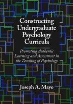 Constructing Undergraduate Psychology Curricula
