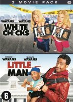 LITTLE MAN / WHITE CHICKS - DUO PACK