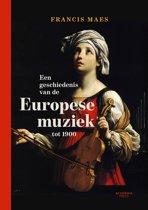 Een geschiedenis van de Europese muziek tot 1900