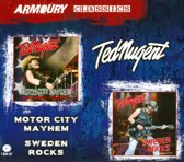 Ted Nugent - Motor City Mayhem & Sweden Rocks (2CD)Eagle Rock