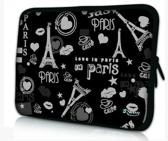 Sleevy 15.6 inch laptophoes Love Paris