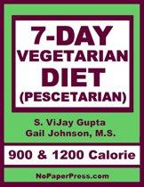 7-Day Vegetarian Diet