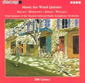 Music For Wind Quintet