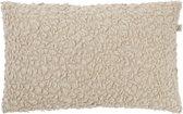 Kussenhoes Mosca 30x50 cm zand