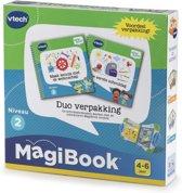 Afbeelding van VTech Magibook 4-6 jaar Voordeelbundel - 2 activiteitenboeken speelgoed
