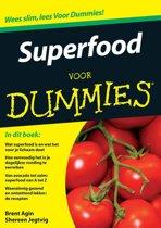 Voor Dummies - Superfood voor Dummies
