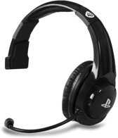 4Gamers PRO4-MONO Mono Gaming Headset (Zwart) PS4