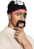 18 stuks: Snor Piraat