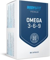 Body & Fit Omega 3-6-9 - 60 capsules